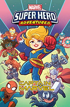Marvel Super Hero Adventures: Captain Marvel