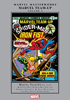Marvel Team-Up Masterworks Tome 4