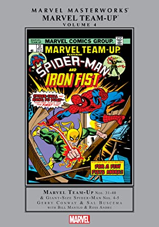 Marvel Team-Up Masterworks Tome 4