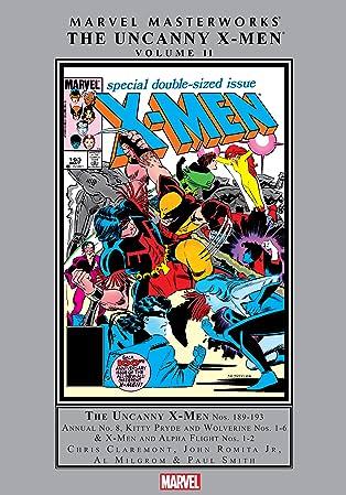 Uncanny X-Men Masterworks Vol. 11