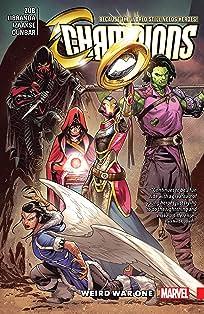Champions Vol. 5: Weird War One