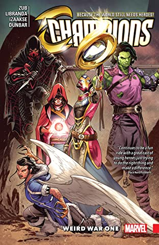 Champions Vol. 5: Weird War One