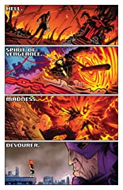 Cosmic Ghost Rider: Baby Thanos Must Die