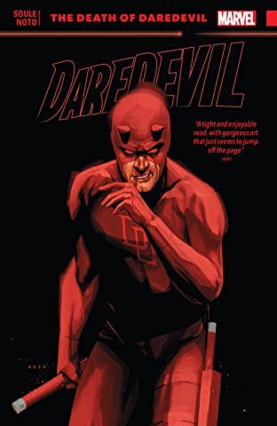 Daredevil: Back In Black Tome 8: Death Of Daredevil