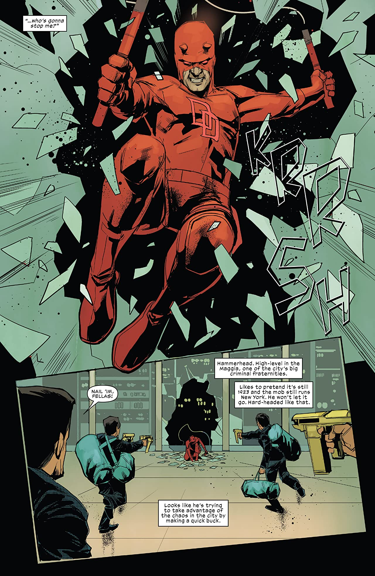 Daredevil: Back In Black Vol. 8: Death Of Daredevil