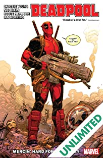 Deadpool by Skottie Young Vol. 1: Mercin' Hard For The Money