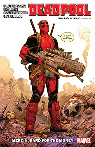 Deadpool by Skottie Young Tome 1: Mercin' Hard For The Money