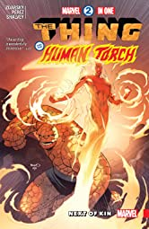 Marvel Two-In-One (2017-2018) #9 - Marvel Comics