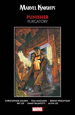 Marvel Knights Punisher by Golden, Sniegoski & Wrightson: Purgatory