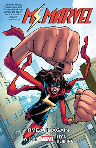 Ms. Marvel Tome 10: Time And Again