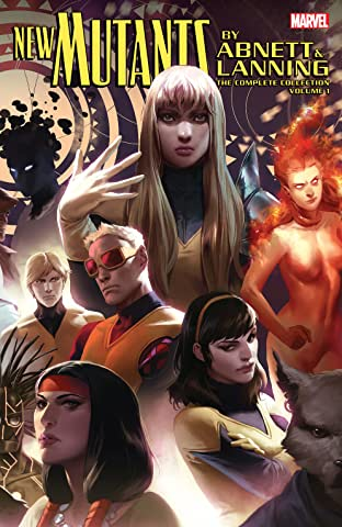 New Mutants by Abnett & Lanning: The Complete Collection Tome 1