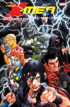 New X-Men: Childhood's End - The Complete Collection