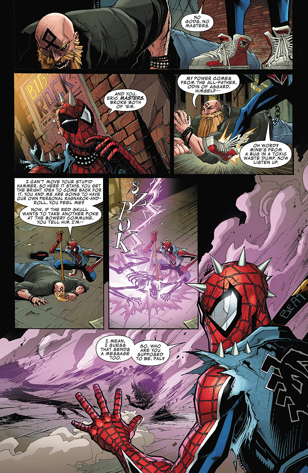 Spider-Geddon: Edge of Spider-Geddon
