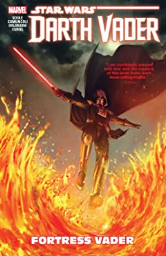 Star Wars: Darth Vader: Dark Lord of the Sith Vol. 4: Fortress Vader