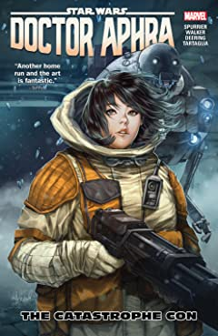 Star Wars: Doctor Aphra Vol. 4: The Catastrophe Con