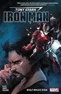 Tony Stark: Iron Man Vol. 1: Self-Made Man