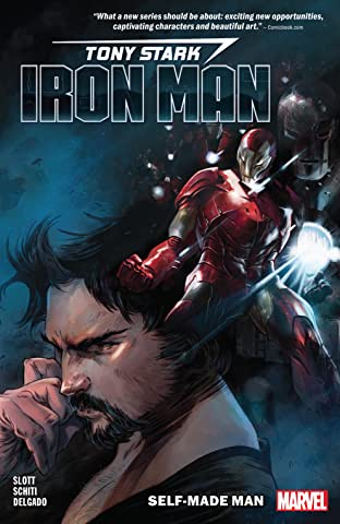 Tony Stark: Iron Man Tome 1: Self-Made Man