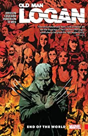 Wolverine: Old Man Logan Tome 10: End Of The World