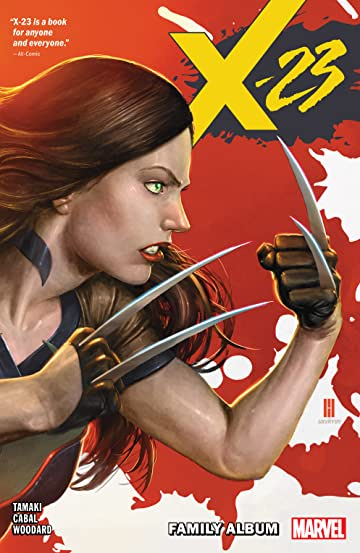 X-23 Vol. 1: Family Album