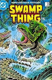 Swamp Thing (1982-1996) #32