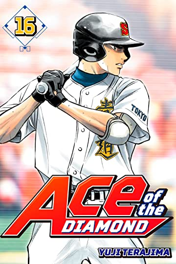 Ace of the Diamond Tome 16