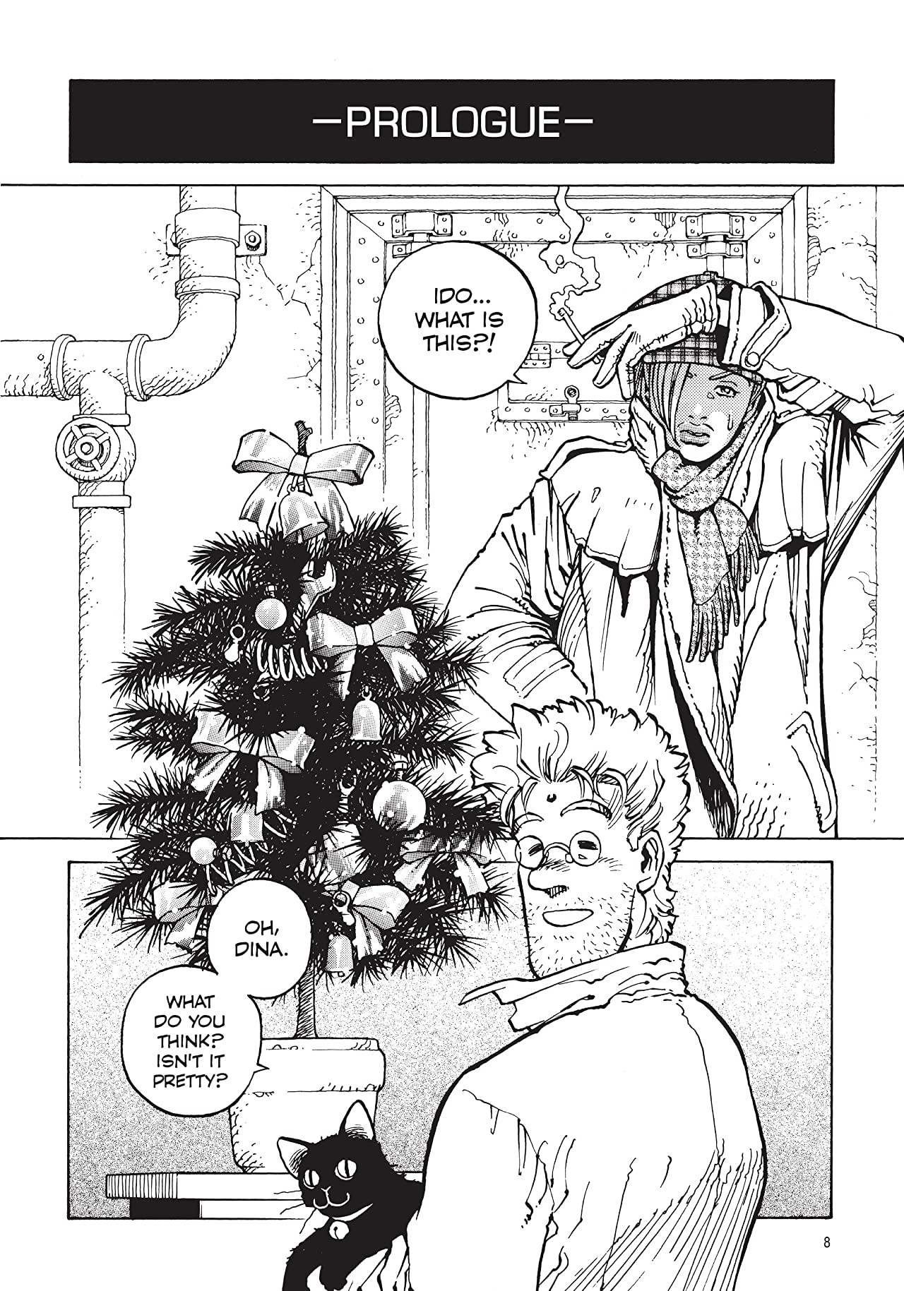 Battle Angel Alita: Holy Night and Other Stories