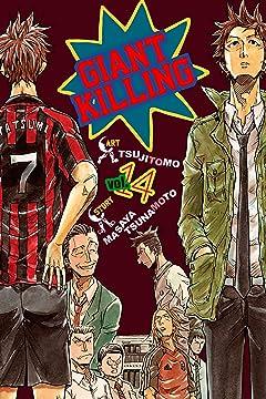Giant Killing Vol. 14