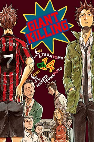 Giant Killing Vol. 14