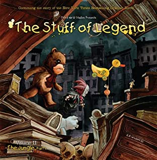 The Stuff of Legend Vol. 2 - The Jungle No.1 (sur 4)