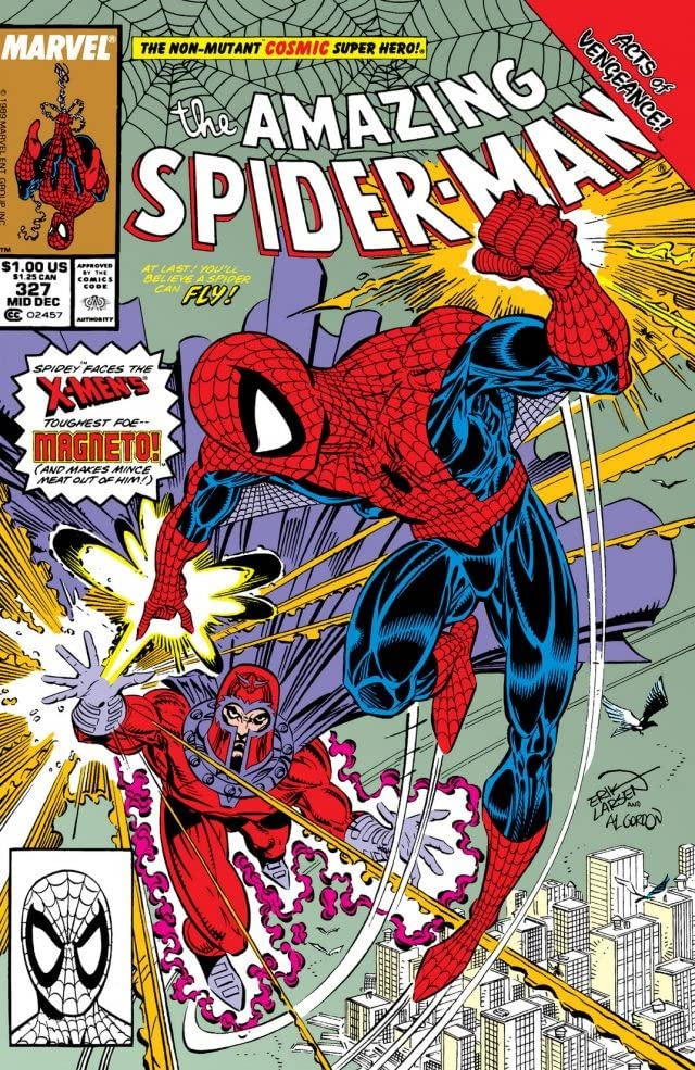 Amazing Spider-Man (1963-1998) #327