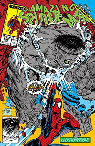 Amazing Spider-Man (1963-1998) #328