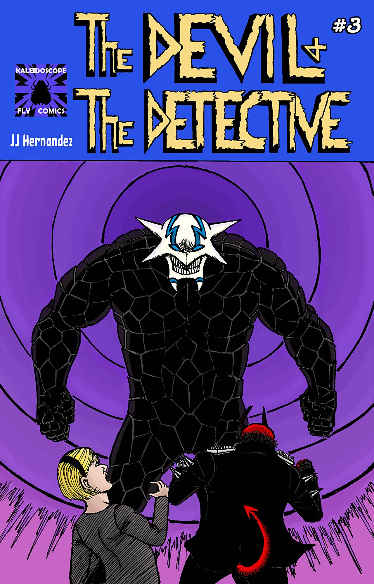 The Devil and The Detective #3
