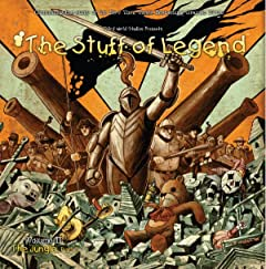 The Stuff of Legend Vol. 2 - The Jungle #2 (of 4)