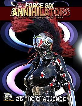 Force Six, The Annihilators #26: The Challenge