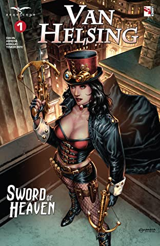 Van Helsing: Sword of Heaven No.1