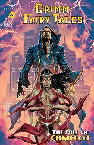 Grimm Fairy Tales Tome 2 No.23: Age of Camelot