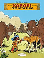Yakari Vol. 14: Lords of the plains
