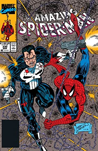 Amazing Spider-Man (1963-1998) #330