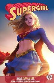 Supergirl (2016-) Vol. 4: Plain Sight