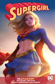 Supergirl (2016-) Vol. 4: Plain Sight