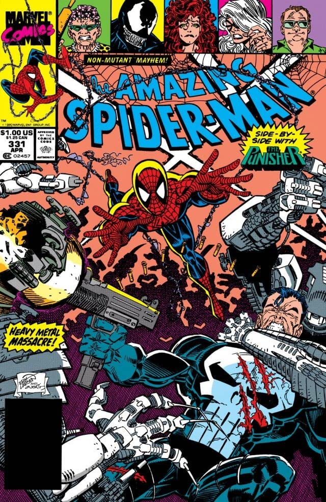 Amazing Spider-Man (1963-1998) #331
