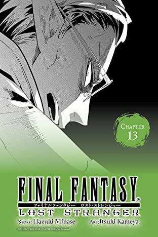 Final Fantasy Lost Stranger #13
