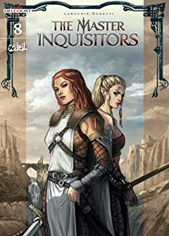 The Master Inquisitors Vol. 8: Synillia