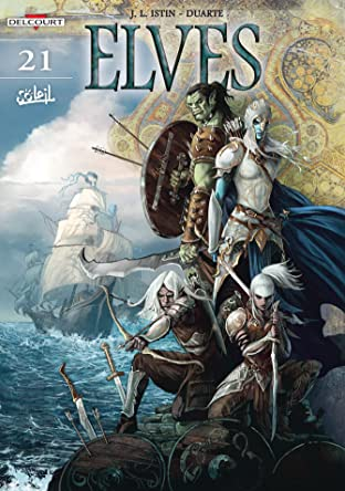 Elves Vol. 21: Rebirth