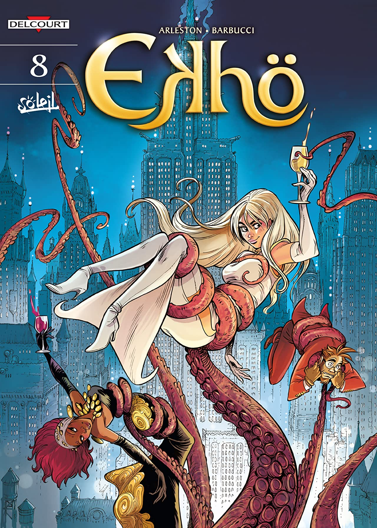 Ekho Vol. 8: The Siren of Manhattan