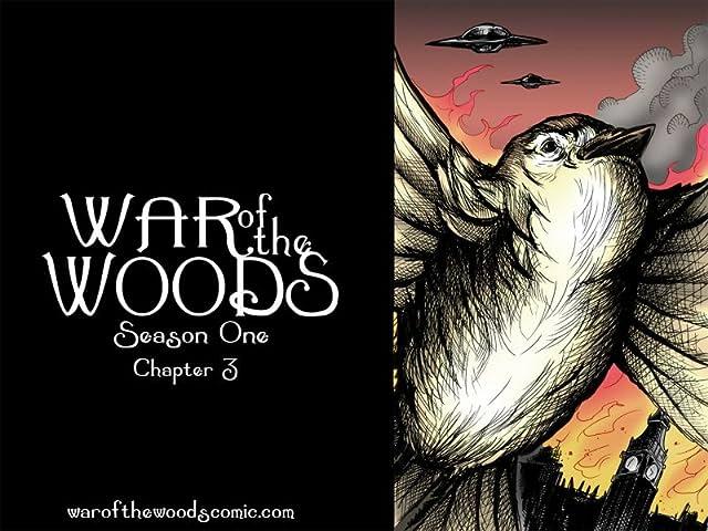War of The Woods #3: Season 1