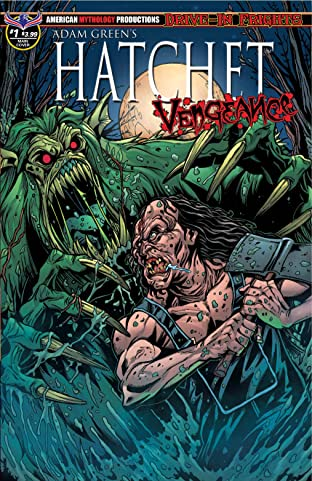Hatchet: Vengeance #1