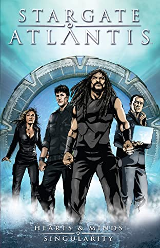 Stargate Atlantis Vol. 2