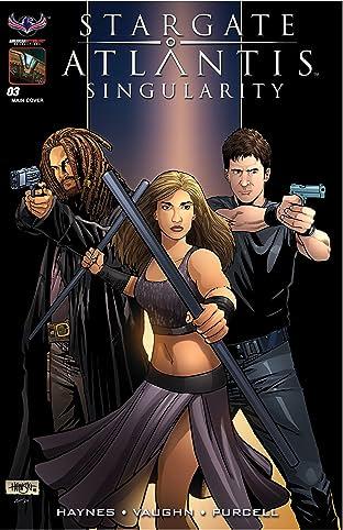 Stargate Atlantis Singularity No.3