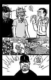 Skroder Comics #0